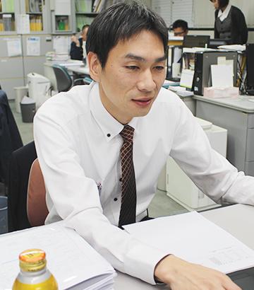 設計部 営業設計職 古川 正人